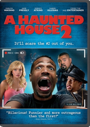 A Haunted House 2 DVD