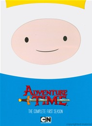 Adventure Time First Season DVD