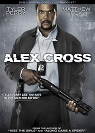 Alex Cross DVD + Digital Copy + UltraViolet