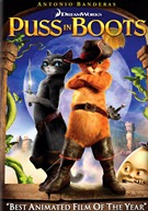 Puss In Boots DVD