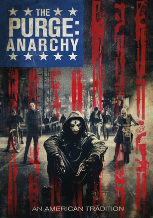 The Purge Anarchy DVD