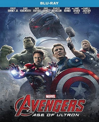 Avengers: Age of Ultron Blu-ray Single Disc