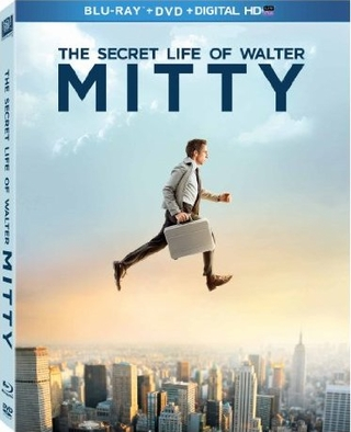 The Secret Life Of Walter Mitty (Blu-ray + DVD + UltraViolet)