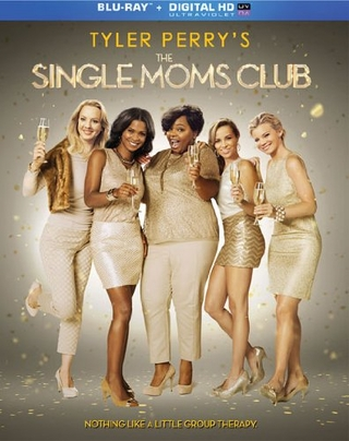 Tyler Perry's The Single Moms Club (Blu-ray + UltraViolet)