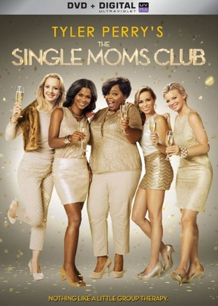 Tyler Perry's The Single Moms Club (DVD + UltraViolet)