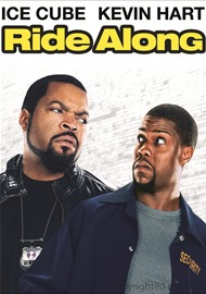 Ride Along DVD (Kevin Hart)