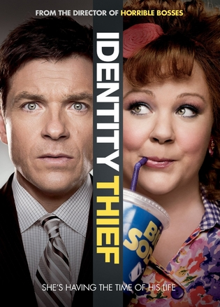 Identity Thief DVD Movie