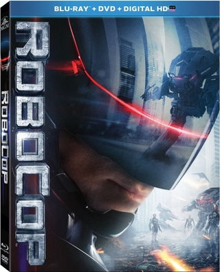 RoboCop (Blu-ray + DVD + Digital HD)