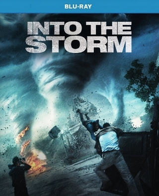 Into The Storm Blu-ray Single Disc