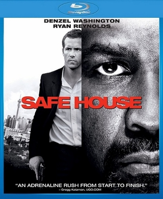 Safe House Blu-ray Single Disc