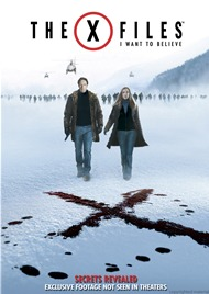 The X Files I Want To Believe DVD  Movie