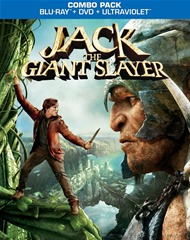 Jack The Giant Slayer (Blu-ray + DVD + UltraViolet)