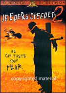Jeepers Creepers 2 DVD Movie