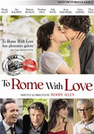 To Rome With Love DVD Movie