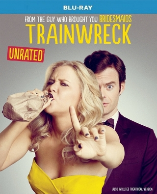 Trainwreck Blu-ray  Single Disc