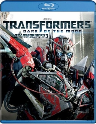 Transformers Dark Of The Moon Blu-ray (USED)