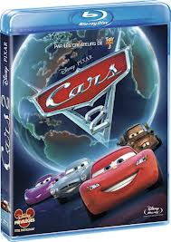 Cars 2 Blu-ray  (USED)
