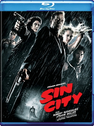 Sin City Uncut Blu-ray