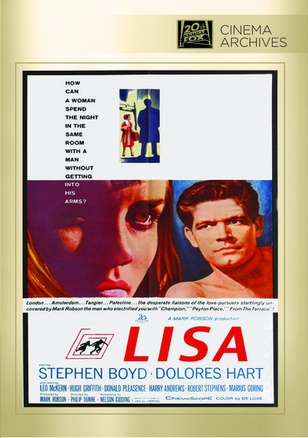 Lisa DVD Movie  (1962)