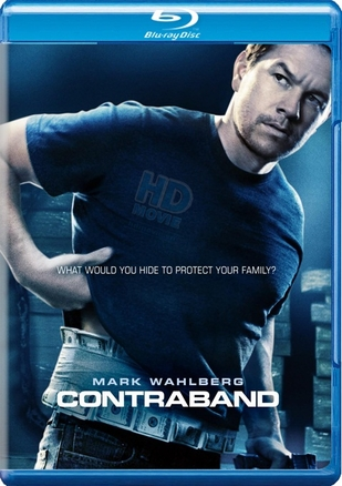 Contraband Blu-ray Movie (USED)