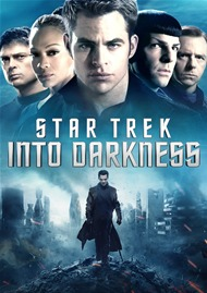 Star Trek Into Darkness DVD Movie
