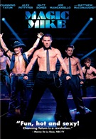 Magic Mike DVD Movie