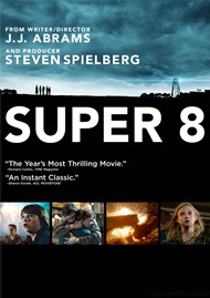 Super 8 DVD Movie
