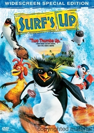 Surf's Up Special Edition DVD