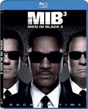 Men In Black 3 Blu-ray  (USED)
