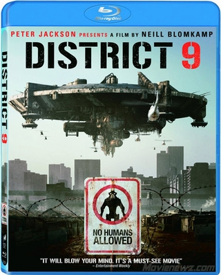 District 9 Blu-ray Movie