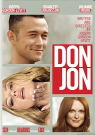 Don Jon DVD