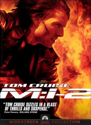Mission Impossible II DVD (USED)