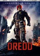 Dredd DVD Movie