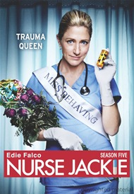 Nurse Jackie Season Five DVD