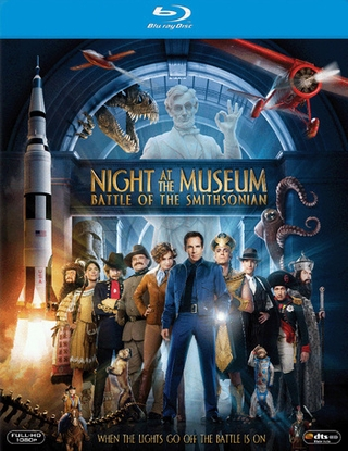 Night At The Museum Battle Of The Smithsonian Blu-ray (USED)
