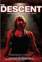 The Descent Unrated Widescreen DVD Movie