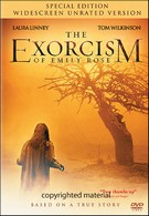 The Exorcism of Emily Rose Unrated DVD Movie
