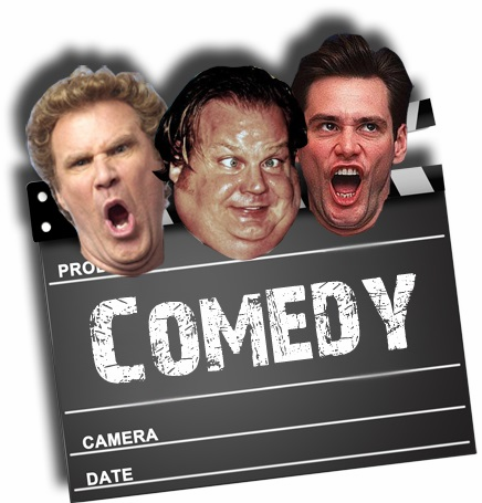Comedy DVDs Movies