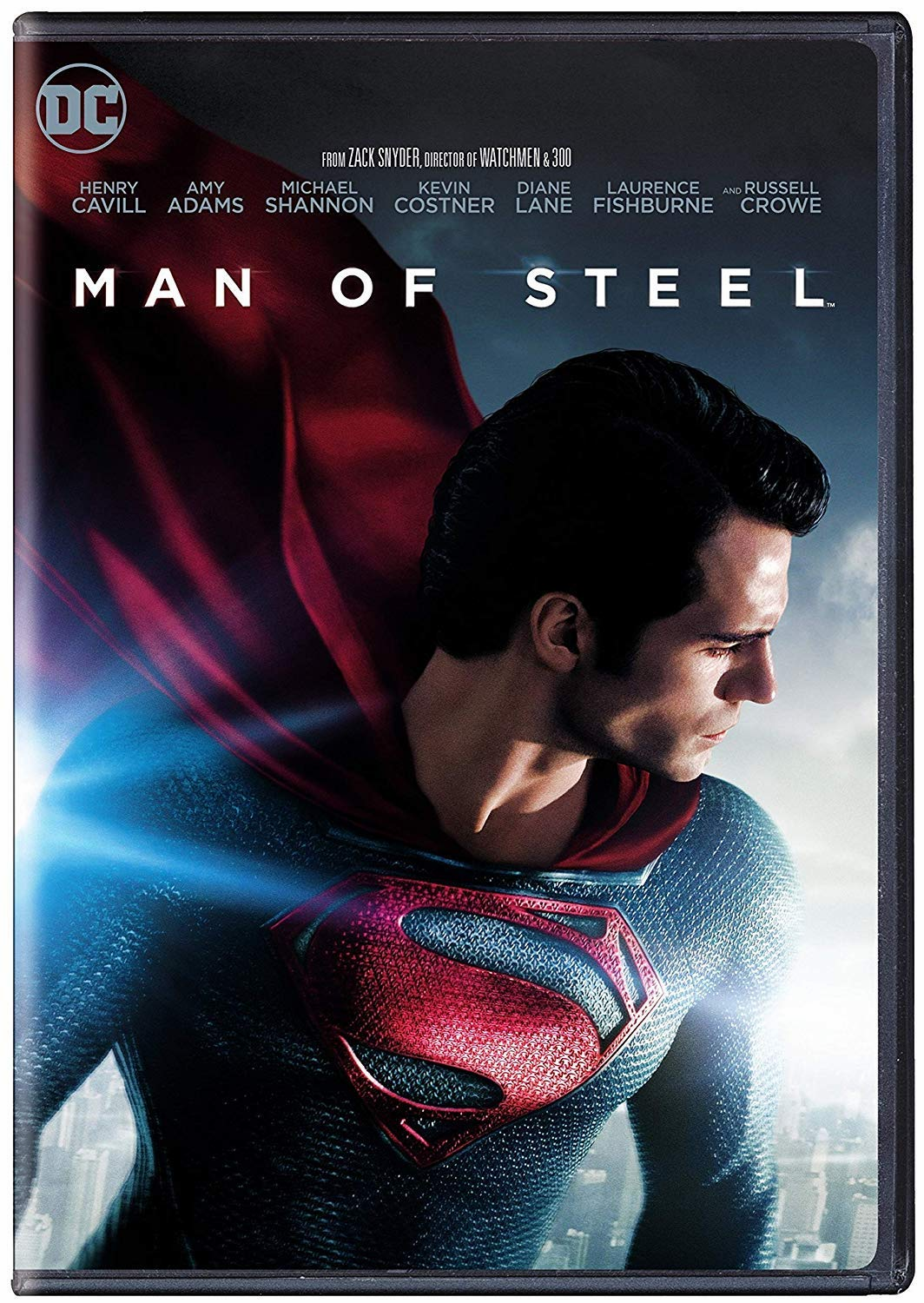 Man Of Steel DVD (USED)