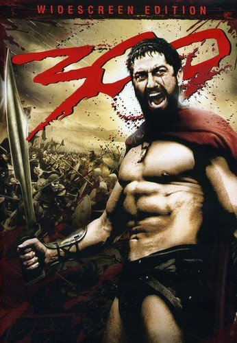 300 DVD Movie (USED)