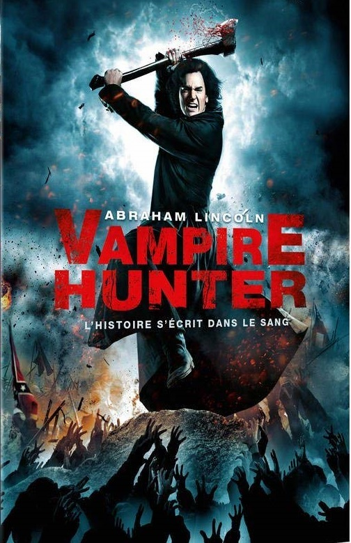 Abraham Lincoln Vampire Hunter DVD Movie (USED)