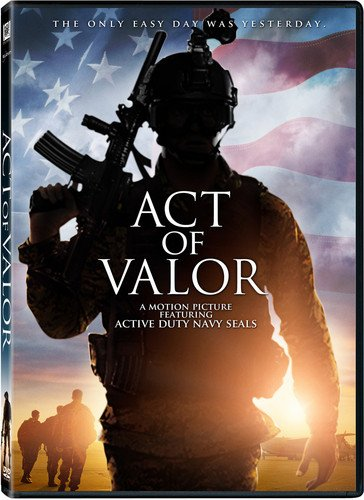 Act Of Valor DVD (USED)