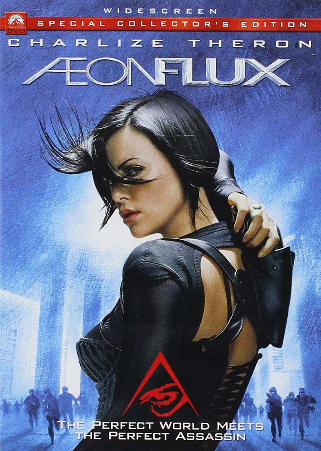 Aeon Flux DVD Movie  (USED)