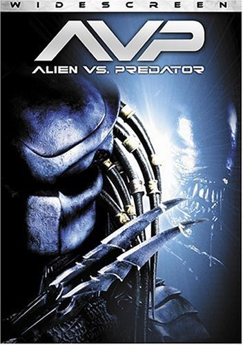Alien vs Predator DVD Movie (USED)