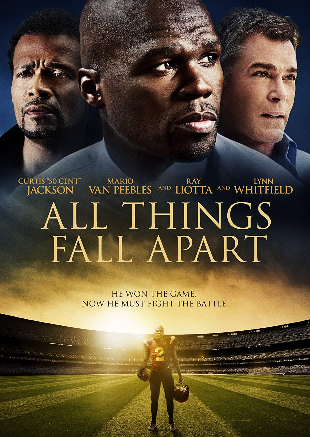 All Things Fall Apart DVD (USED)