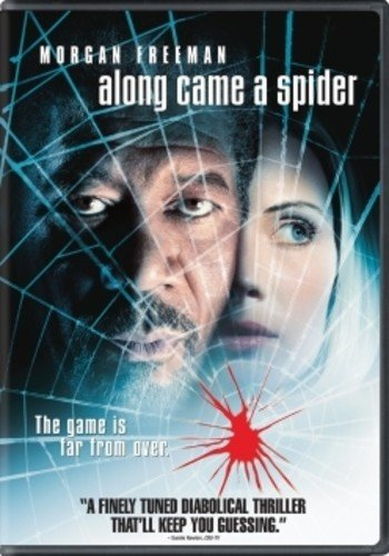 Along Came A Spider DVD (USED)