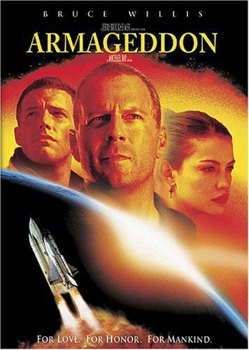 Armageddon DVD Movie  (USED)