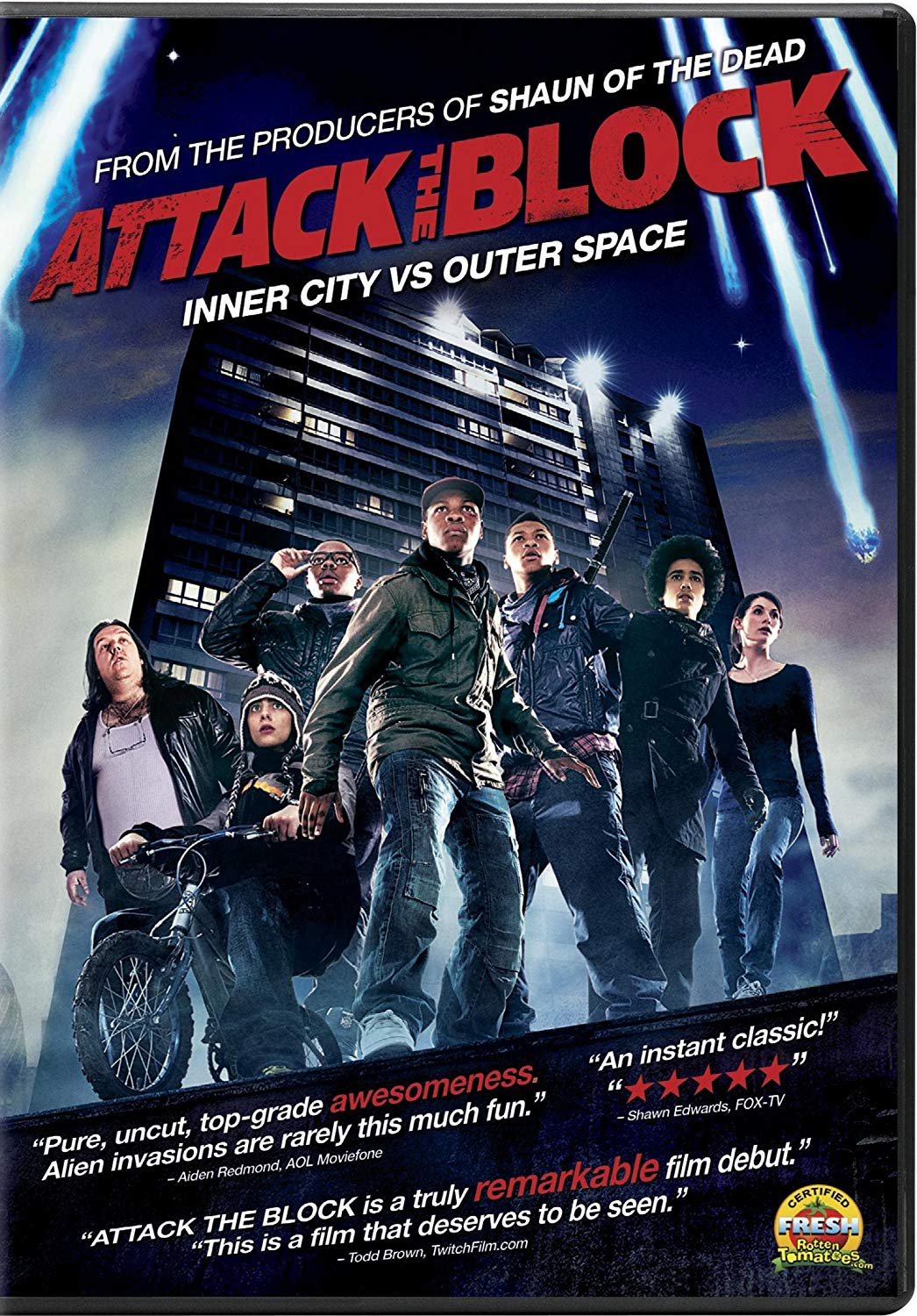 Attack The Block DVD (USED)
