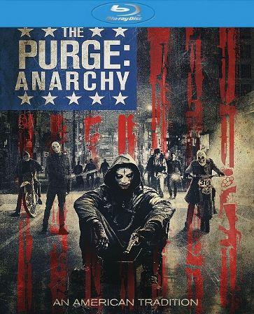 The Purge Anarchy Blu-ray