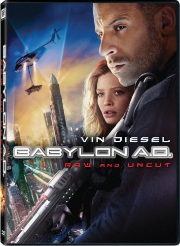 Babylon A.D. DVD Movie (USED)